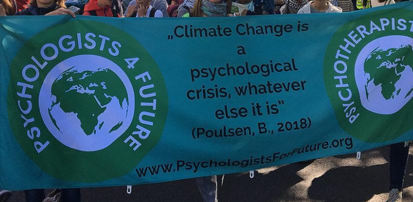Was Psychologie und Klimawandel miteinander zu tun haben
