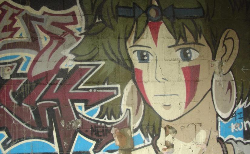 Typisch Mann – Graffiti
